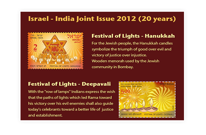 Joint issue 2012